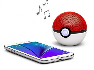 Poké Ball Bluetooth Speaker