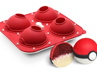 Poké Ball Cupcake Pan