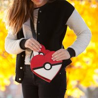 Poké Ball Heart Coin Bag