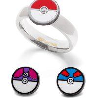 Pokeball Interchangeable ring