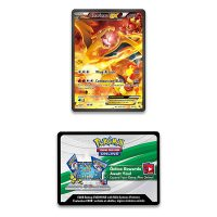 Pokémon Card Game 20th Anniversary Charizard Figure Box