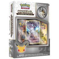 Pokémon Card Game Mythical Arceus Pin Box