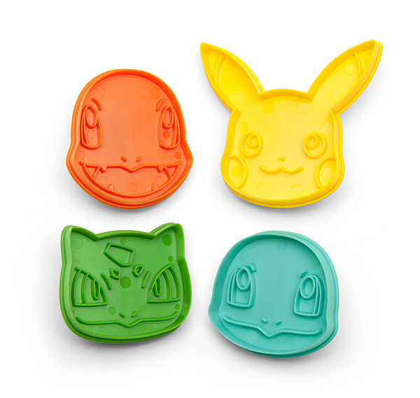 Pokémon Cookie Cutter Starter Set