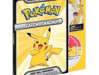 Pokémon Deluxe Look and Listen Pikachu
