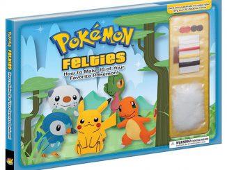 Pokémon Felties Kit