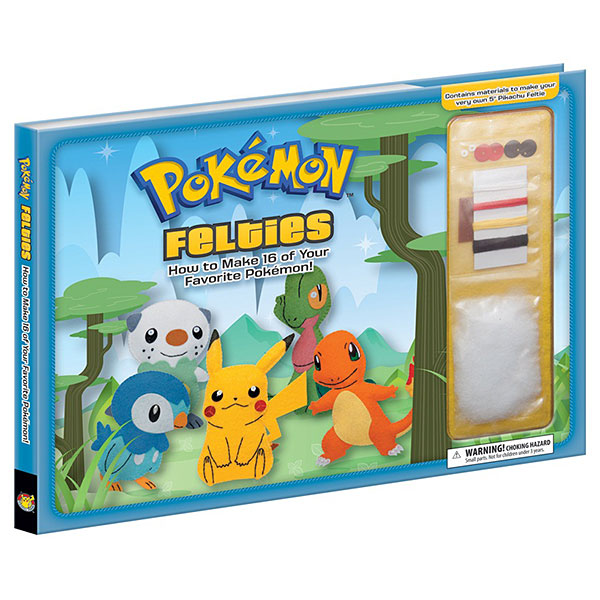 Pokémon Felties Kit