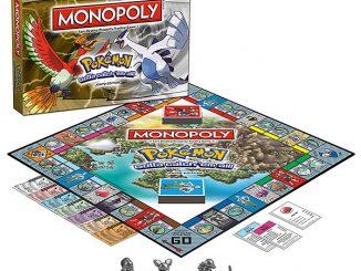 Pokémon Monopoly Johto Edition