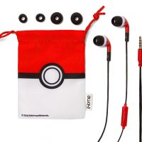 Pokémon Noise Isolating Earbuds w Mic