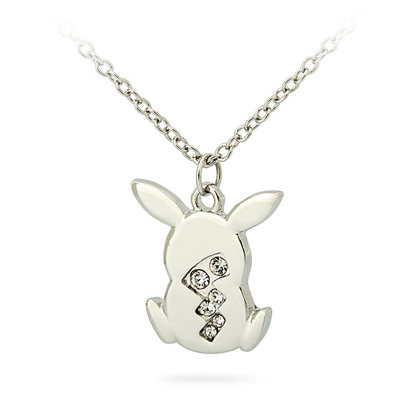 Pokémon Pikachu Crystal Tail Necklace