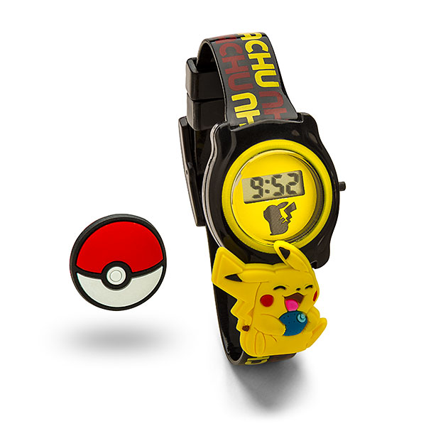 Pokémon Slide Charm LCD Watch