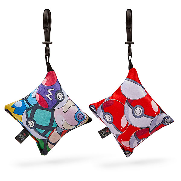 Poke Ball Pillow Danglers