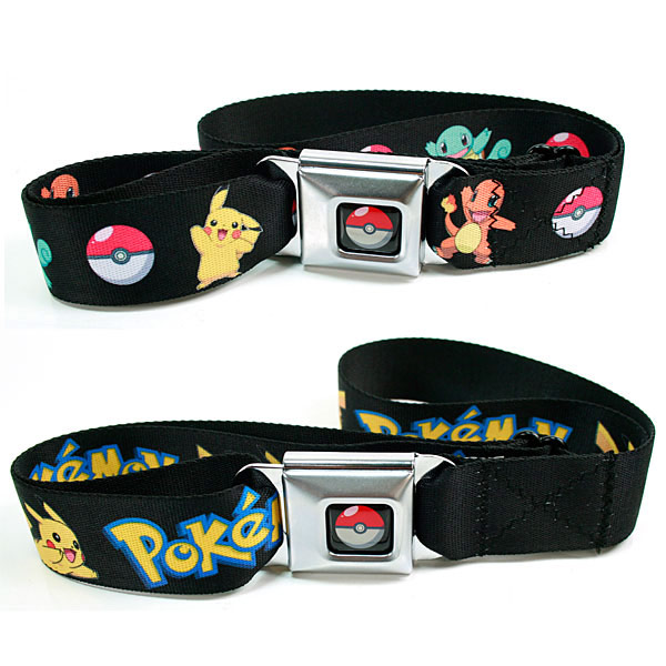 Pokemon Belts
