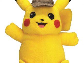 Pokemon Detective Pikachu Talking Plush
