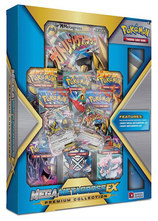 Pokemon Mega Metagross EX Premium Collection