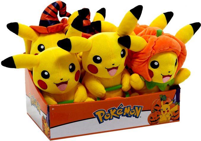 Pokemon Pikachu Assorted Halloween Blind Plush