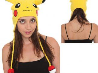 Pokemon Pikachu Yellow Peruvian Beanie
