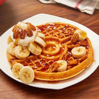 Pokemon Poke Ball Waffle