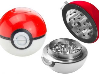 Pokemon Pokeball Herb & Spice Grinder
