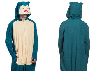 Pokemon Snorlax Kigurumi Cosplay