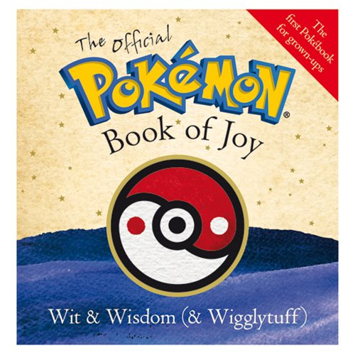 Pokemon The Official Pokemon Book of Joy