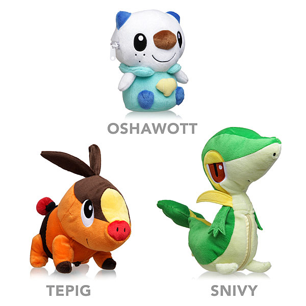 Pokemon Transforming Plush Toys