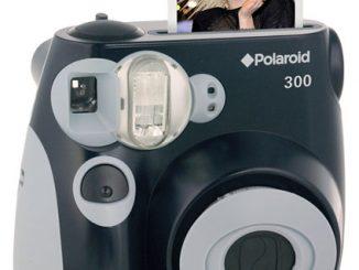 Polaroid 300 Instant Analogue Camera