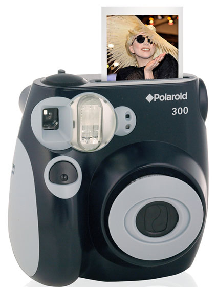 Polaroid 300 Instant Analog Camera