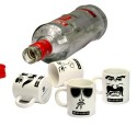 Police Criminal Mug Shots Shot Glasses