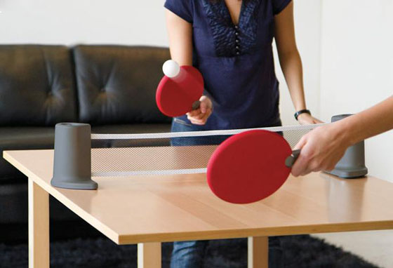 Pongo Table Tennis