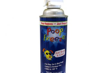Poop Freeze Aerosol Freeze Spray