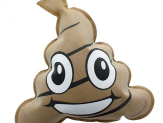 Poopee Cushion Poop Emoji Toy
