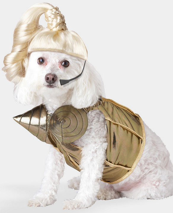 Pop Queen Dog Costume Jabba The Hutt Costume For Dogs