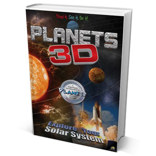 Popar Augmented 3D Reality Books