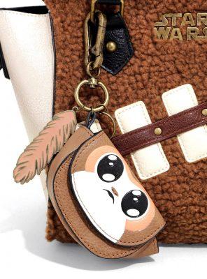 Porg & Chewie Sherpa Handbag