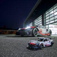 Porsche 911 RSR With LEGO Set
