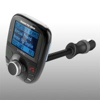Portable Car Bluetooth FM Transmitter