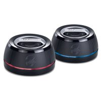 Portable Stereo Gaming Speakers