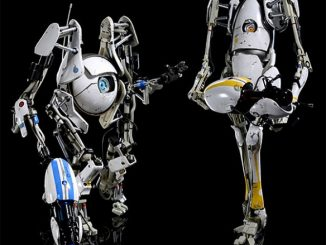 Portal 2 1 6 Scale Designer Figures