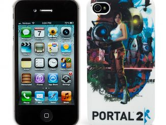 Portal 2 Aperture Logo iPhone Case