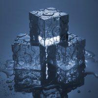Portal 2 Ice Tray