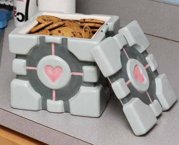 Portal Companion Cookie Jar