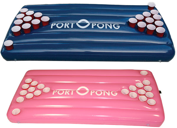 Portopong Inflatable Beer Pong Table