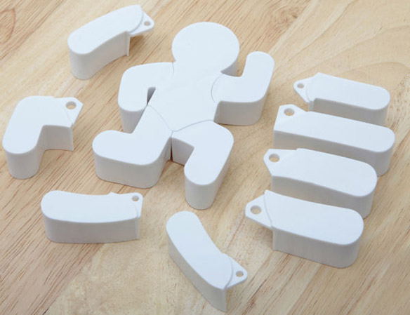 Posable Cookie Cutter