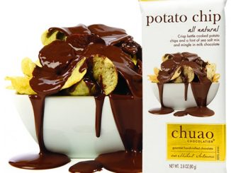 Potato Chip Chocolate Bar
