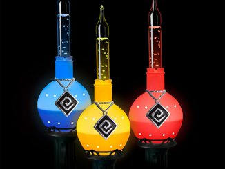 Potion Bottle Bubble String Lights