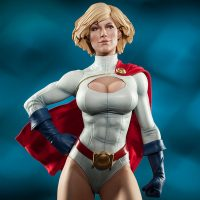 Power Girl DC Comics Premium Format Figure