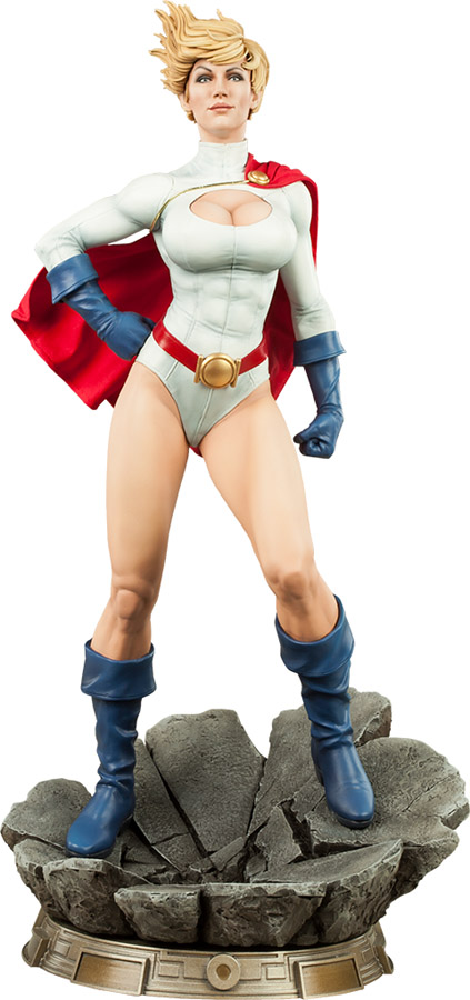 Power Girl Premium Format Figure