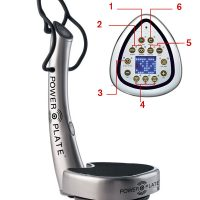 Power Plate my5 Vibration Trainer
