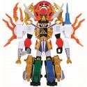 Power Rangers Deluxe Megazord Samurai Gigazord
