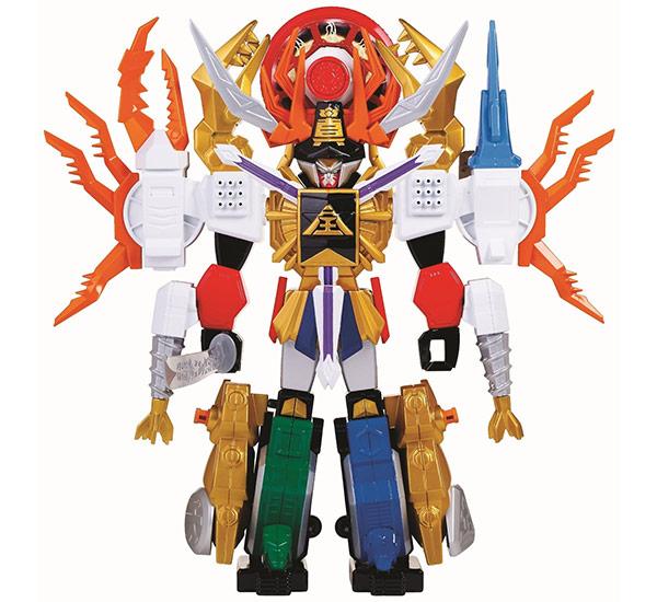 Power Rangers Samurai Megazord Toy